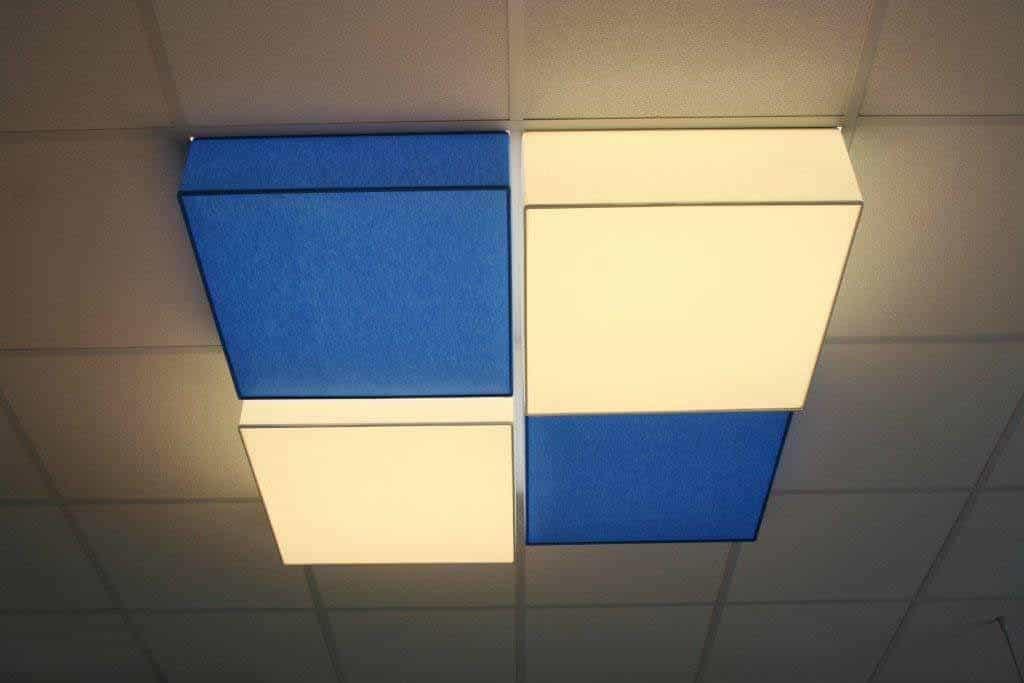 Plafond kubuskap 1