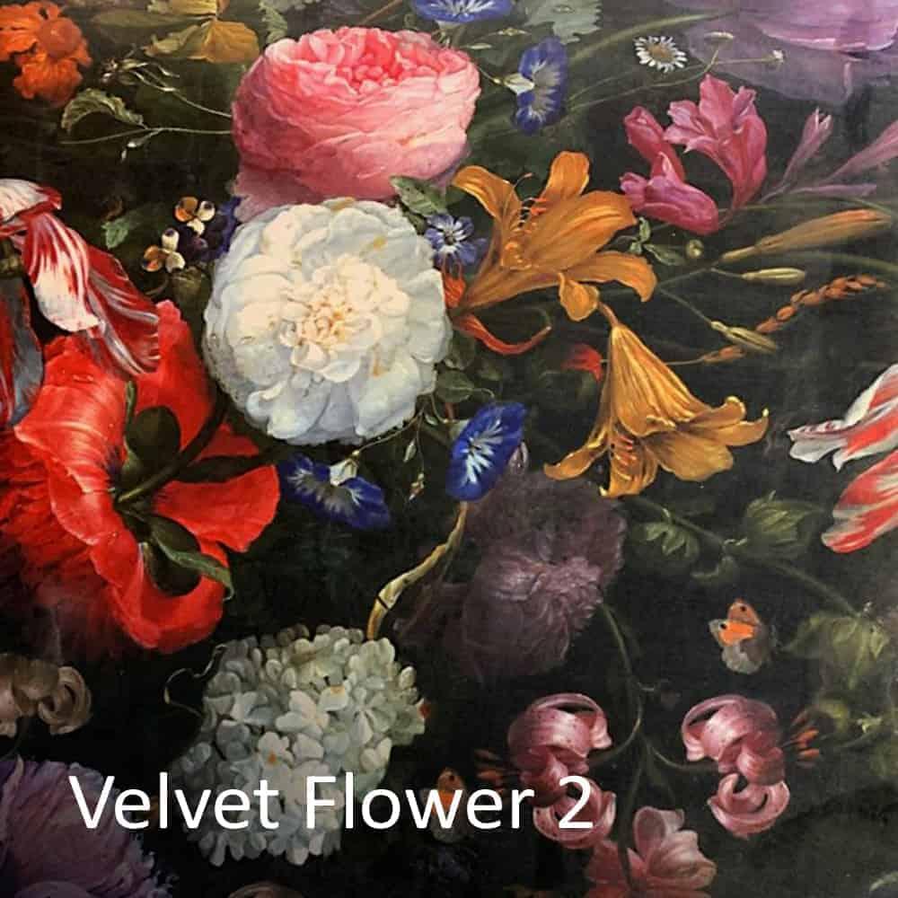 Nieuw materiaal: Velvet Flower 2