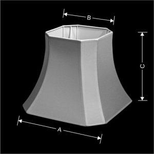 Lampenkap Model Quatro