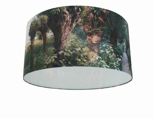 Ronde lampenkappen; hoe rond wilt u ze hebben?